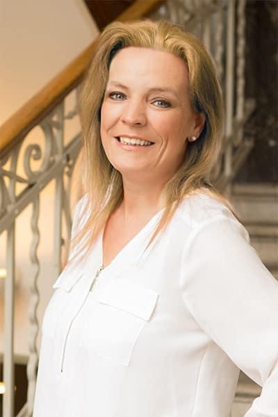 Alexandra Adam, Rechtsanwaltsfachangestellte bei Bösch & Kalagi