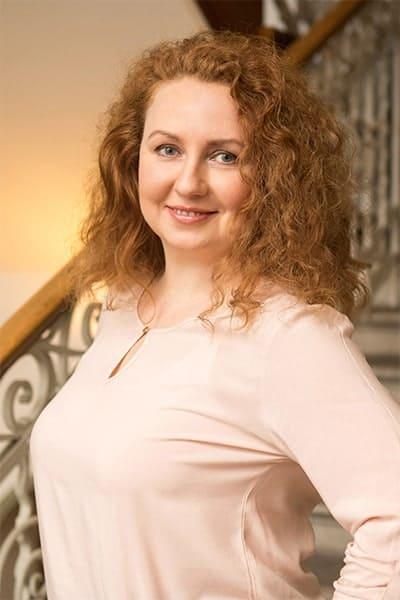 Anna Prinz-Erke, Gepr. Rechtsfachwirtin bei Bösch & Kalagi