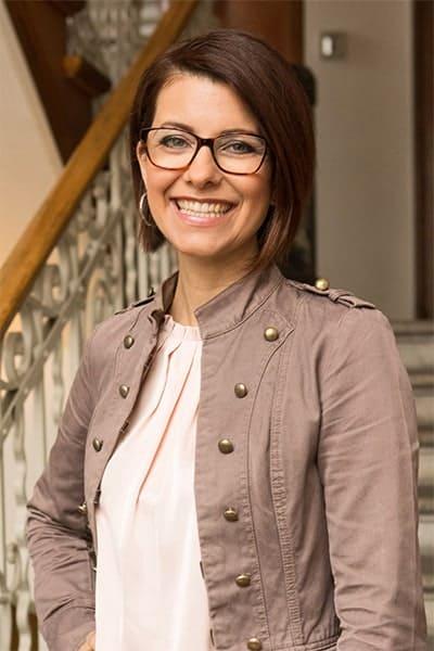 Diana Ticali, Kauffrau für Bürokommunikation bei Bösch & Kalagi