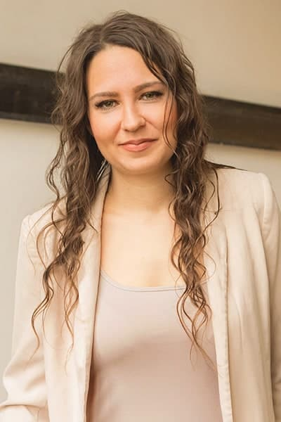 Jennifer Goldhammer, Rechtsanwaltsfachangestellte bei Bösch & Kalagi